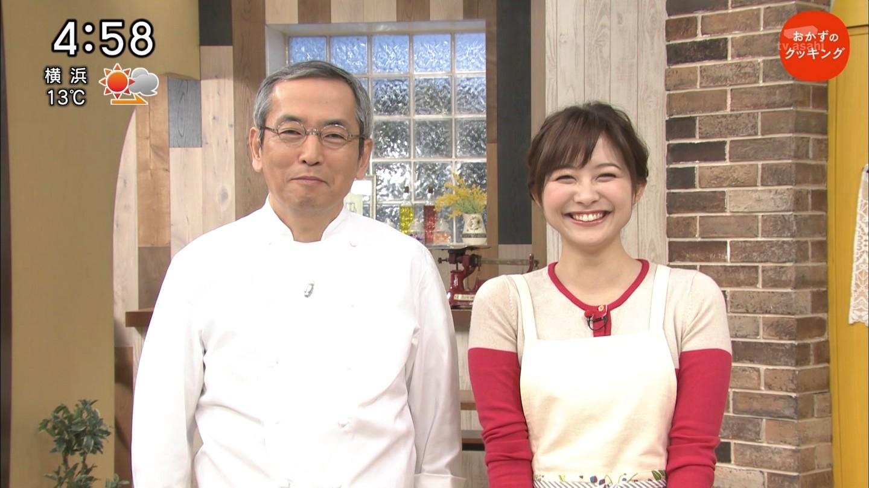 久冨慶子アナ おかずのクッキング きゃすと