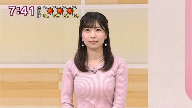 坂元楓 小郷知子 おはよう日本 5