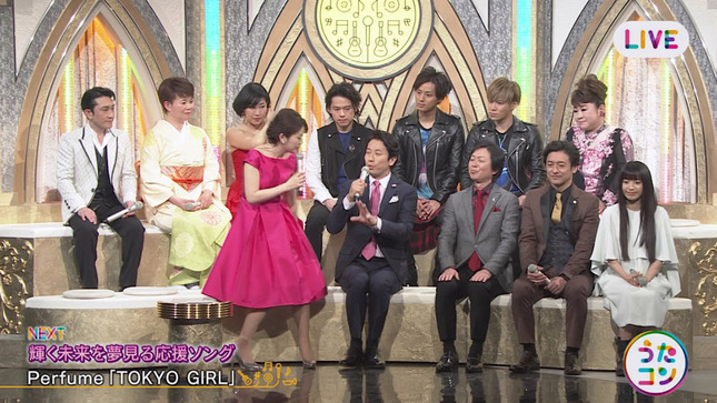 橋本奈穂子 NHKニュース7 うたコン 7
