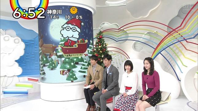 熊谷江里子 團遥香 ZIP! 4