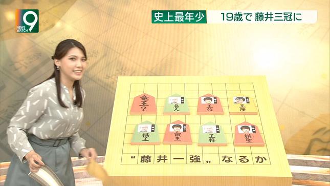 豊島実季 ニュースウオッチ9 4