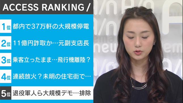 本間智恵 AbemaNews Bridge ANNニュース 3