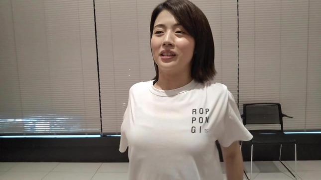 田中萌アナ10日間の記録 女子アナダンス部 24