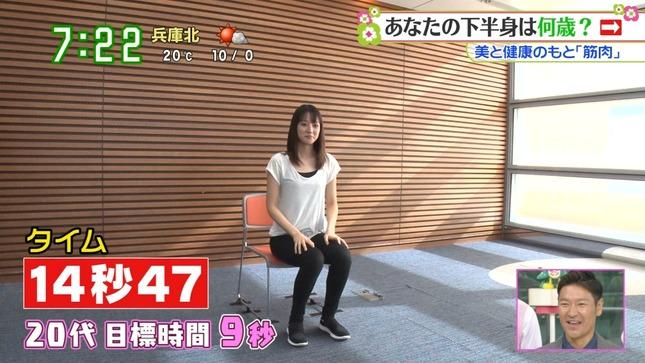 長沢美月 山崎あみ 望月理恵 ズームイン!!サタデー 11