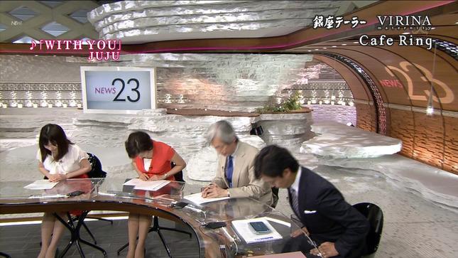 膳場貴子 News23 10