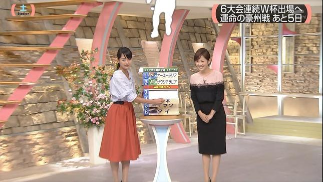 紀真耶 高島彩 サタデー サンデーステーション 17