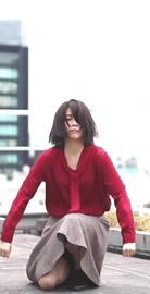 テレ朝 田中萌アナが本気でフル尺踊ってみた 28