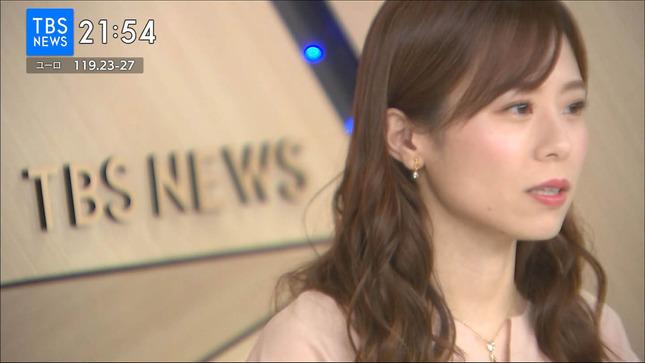 河野千秋 TBS NEWS 12