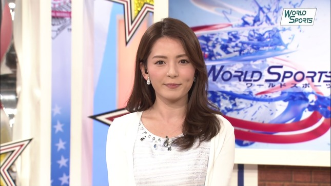 深津瑠美 ワールドスポーツMLB 9