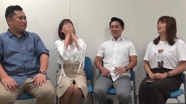 林美桜 アナウンサーズ 三谷紬 4
