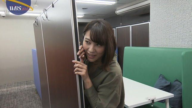 北村まあさ ワールドビジネスサテライト 8