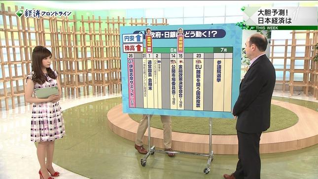 竹内優美 経済フロントライン 10
