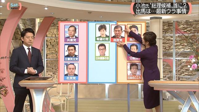 紀真耶 高島彩 サタデー サンデーステーション 15