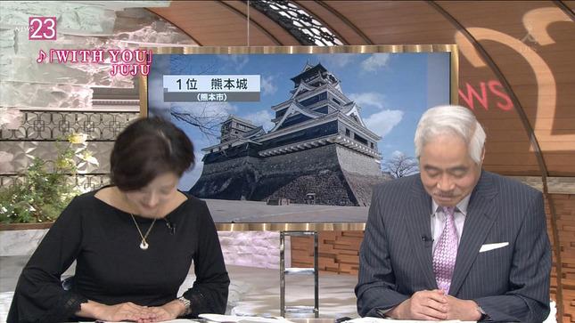 膳場貴子 News23 20