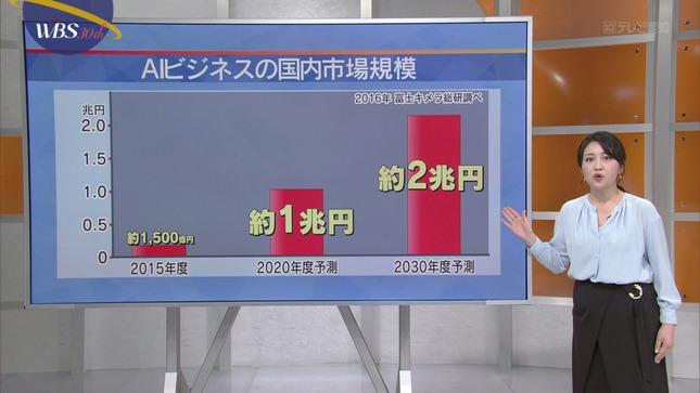 大江麻理子 相内優香 ワールドビジネスサテライト 6
