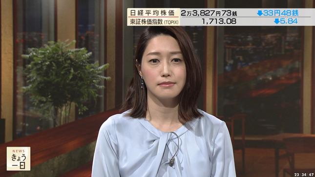 牛田茉友 ニュースきょう一日 7
