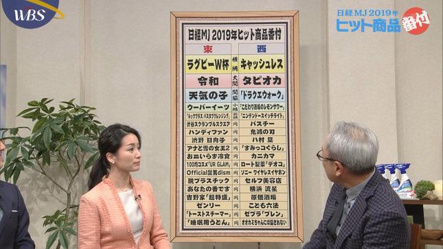 相内優香 ワールドビジネスサテライト 大江麻理子 片渕茜 18