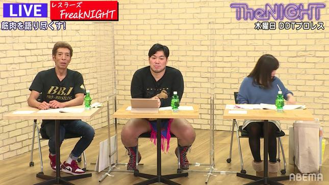 柴田紗帆 DDTの木曜 The NIGHT 4