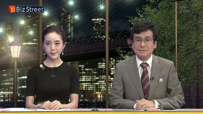 古谷有美 週刊報道Bizストリート 3