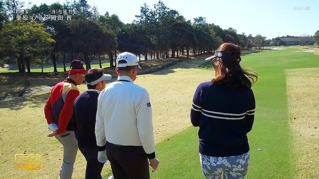福田典子 ゴルフ交遊抄 3