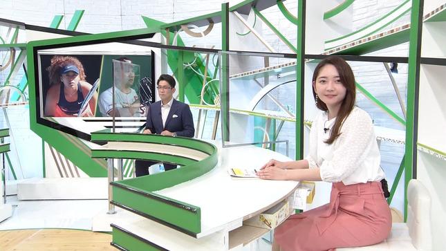 竹﨑由佳 追跡LIVE!SPORTSウォッチャー 2