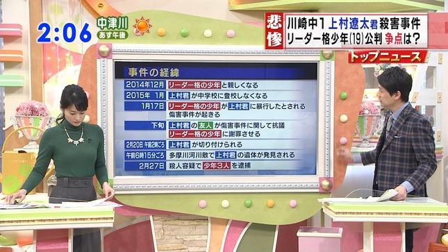 古川枝里子 ゴゴスマ 7