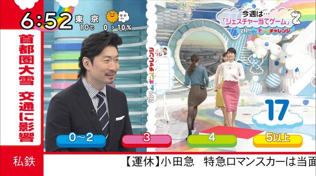 宮崎瑠依 ZIP! 尾崎里紗 團遥香 6