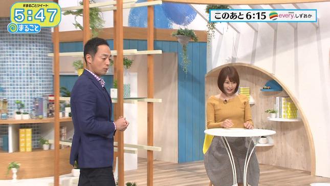 垣内麻里亜 news every しずおか 1