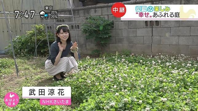 武田涼 おはよう日本 1