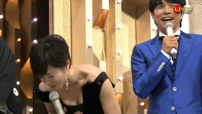 有働由美子 第66回NHK紅白歌合戦 09