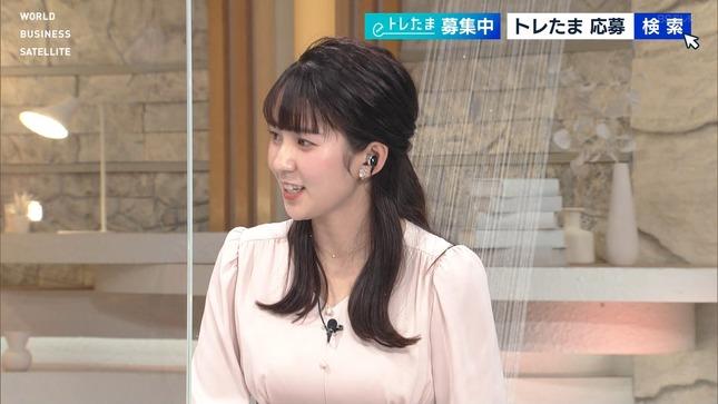 冨田有紀 7スタライブ 内村のツボる動画 WBS 14