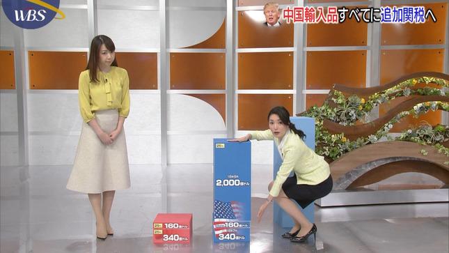 大江麻理子 須黒清華 ワールドビジネスサテライト 2