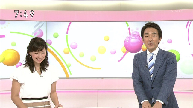 酒井千佳 小郷知子 おはよう日本 20