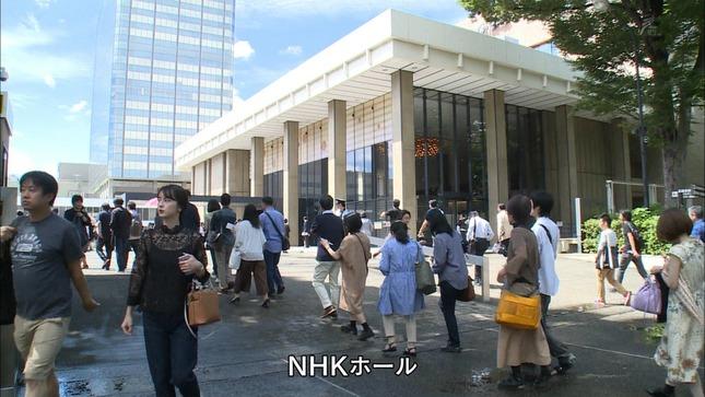 山本恵里伽 はやドキ! Nスタ 第16回東京ジャズ 8