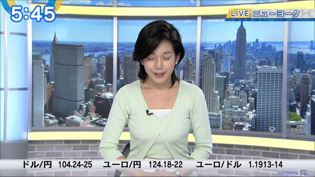 西野志海 ニュースモーニングサテライト 8