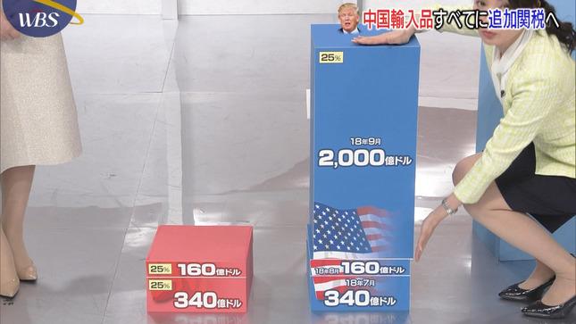 大江麻理子 須黒清華 ワールドビジネスサテライト 4