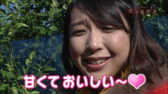 守本奈実 NHKニュース7 寺川奈津美 10