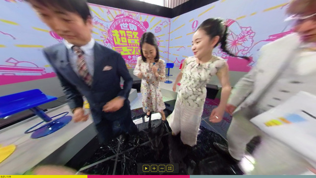 """池田伸子 世界""""超驚き!""""テーマパークの旅 9"""