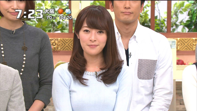 大野恵 石沢綾子 イチオシ!モーニング 06