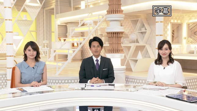 宇賀神メグ S☆1 Nスタ サンデー・ジャポン はやドキ! 6