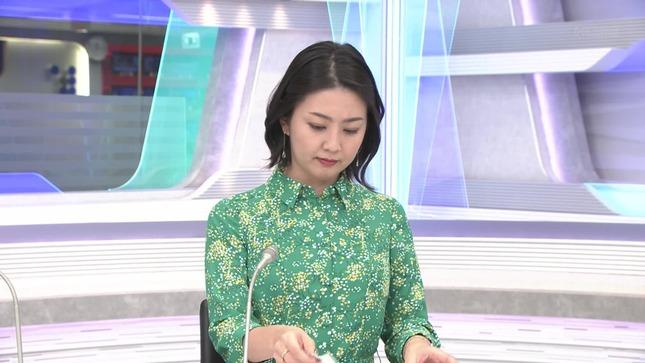 矢島悠子 ANNnews 7