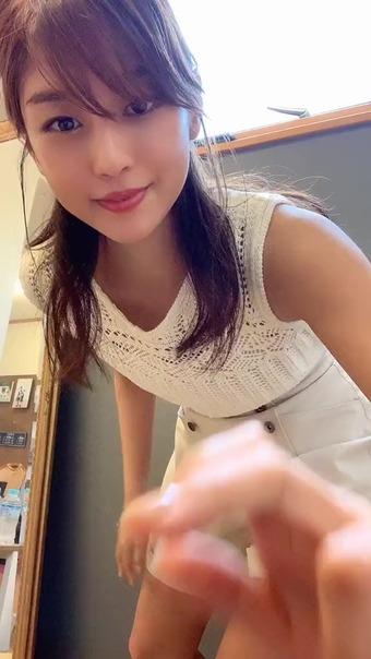 岡副麻希 TikTok 1