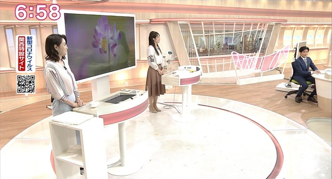 牛田茉友 ニュースほっと関西 NHKニュース 18