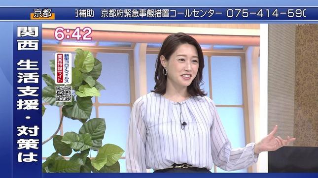 牛田茉友 ニュースほっと関西 10