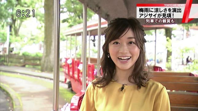 牧野結美 TokyoMxNews 16