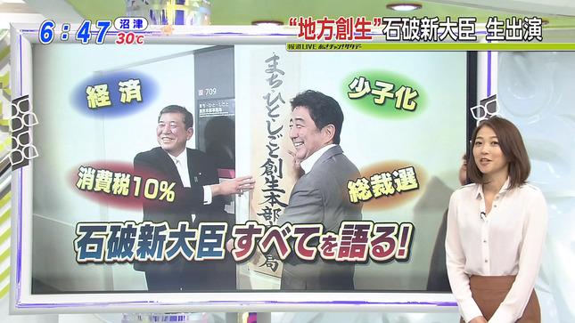 久保田智子 あさチャン!サタデー 03
