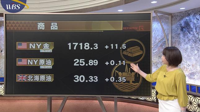 相内優香 ワールドビジネスサテライト 5
