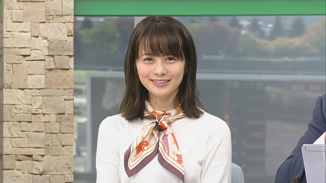 高見侑里 高田秋 BSイレブン競馬中継 15