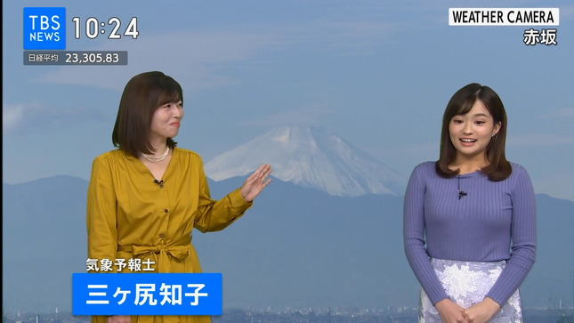 篠原梨菜 TBSニュース 1番だけが知っている 5