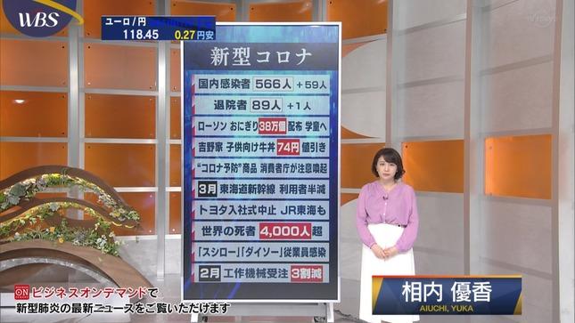 相内優香 ワールドビジネスサテライト 6